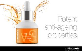 Tinh chất vita C chống lão hóa